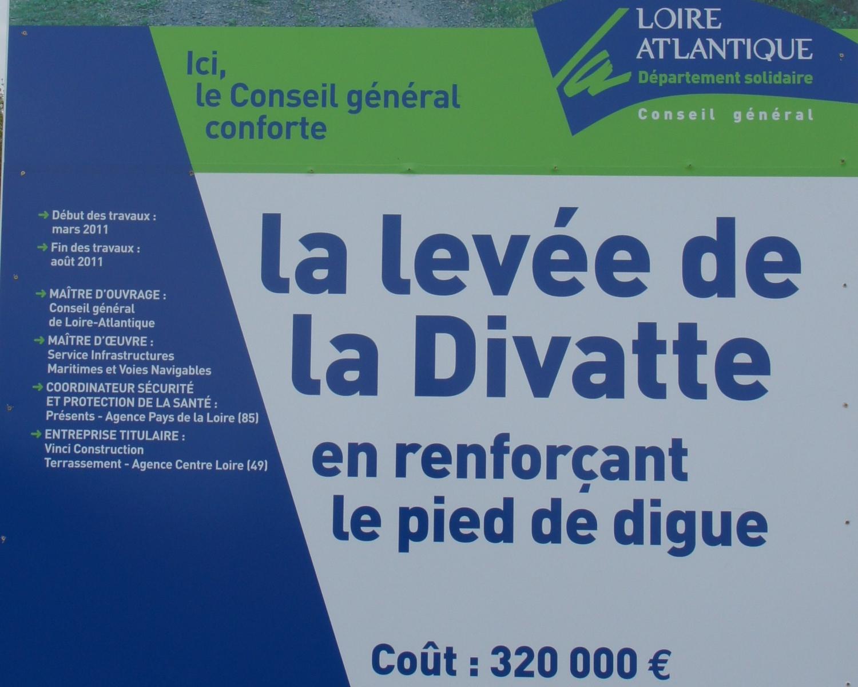 Travaux divatte 2011